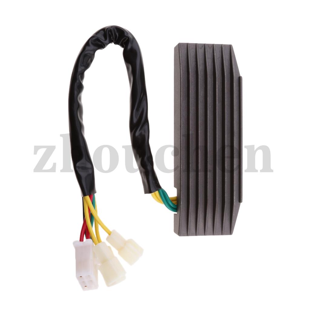 New Voltage Regulator / Rectifier Assembly for Suzuki Intruder VS700 / VS750 / VS800 32800-38A00