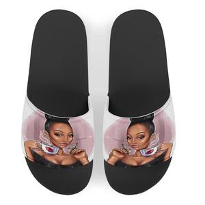 New  Women Summer Slippers Outdoor Summer Beach Shoes Fashion Brand Convenience Slip-on Slippers Female Leather Sandals