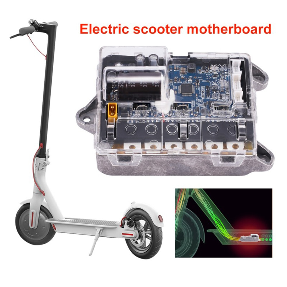 bluetooth board electric scooter and switch panel m365 upgrade circuit board instrument for xiaomi 87hf Xiaomi Electric Scooter Controller Mijia M365 Electric Scooter Motherboard Motherboard ESC Circuit Board Scooter Accessories