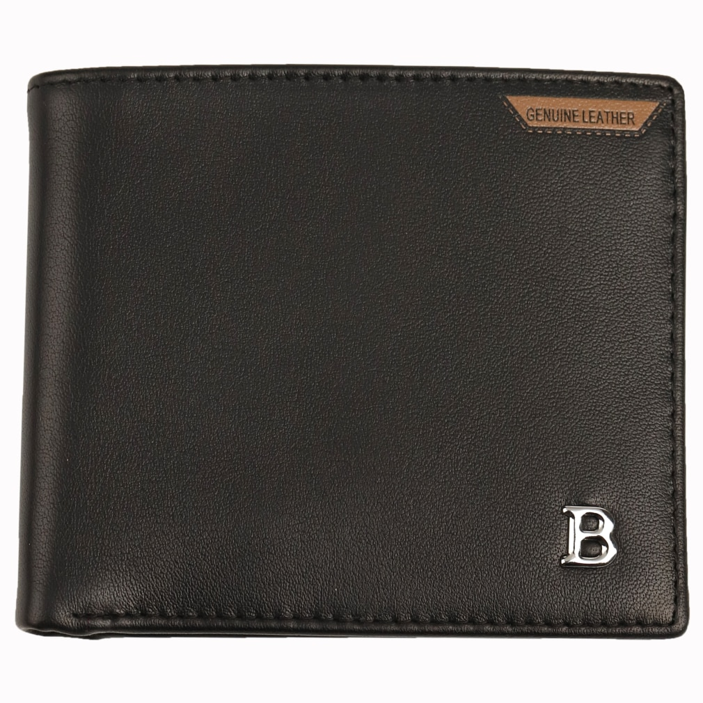 Smart Wallet Tracker Anti-lost Genuine Leather Men wallets Soft Bluetooth-compatible Leather Purse M
