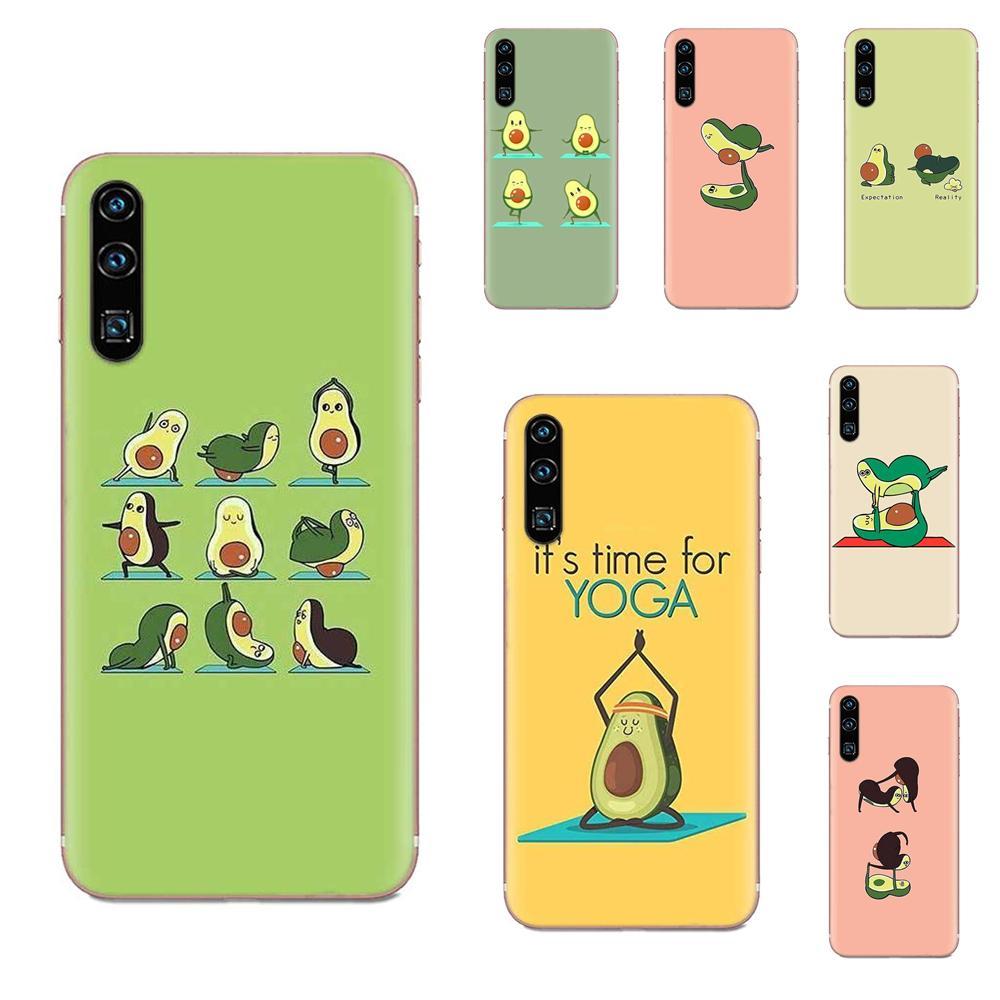 Para Galaxy J1 J2 J3 J330 J4 J5 J6 J7 J730 J8 2015 2016 2017 2018 mini Pro Top Abacate Detalhada Popular Barato Por Atacado Yoga