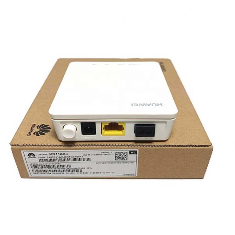 Gpon ONU HG8310M FTTH Fiber Optic HG8010H Ont Router 1GE with Power EPON ONU reverse poe epon onu 8fe outdoor application surge protection rpoe epon onu 8 epon onu pcba