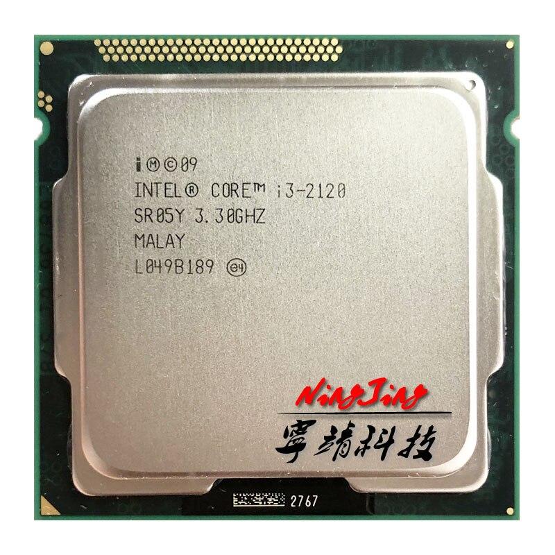 Процессор Intel Core i3-2120 i3 2120 3,3 ГГц двухъядерный процессор 3M 65W LGA 1155