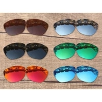 vonxyz 20 color choices polarized replacement lenses for oakley fringe oo9124 frame