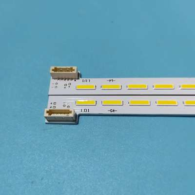 472MM LED backlight strip 54 lamps  NLAC30219L NLAC30219R 74.46T22.002-0-DX1 For  KDL-46W700A