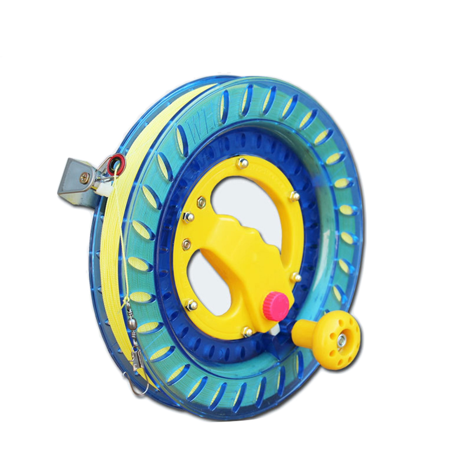 Professional Kite Line Winder Winding Reel Grip Wheel + String Flying Tools & Lock Kit For Children Adults  - buy with discount