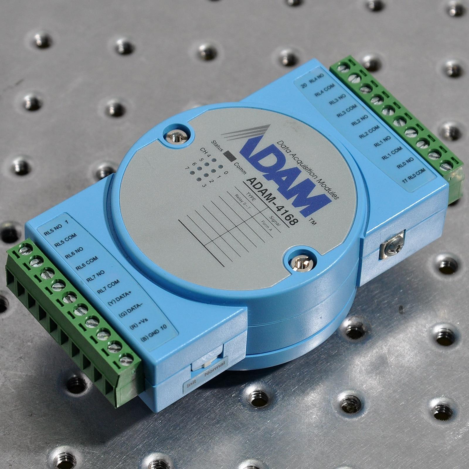 Advantech ADAM-4168 8-channel relay output module