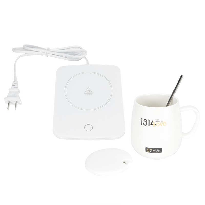 Подогреватель чашки кофе с сенсорным экраном переключатель кружка подогреватель нагревательная пластина для офиса и домашнего использова...