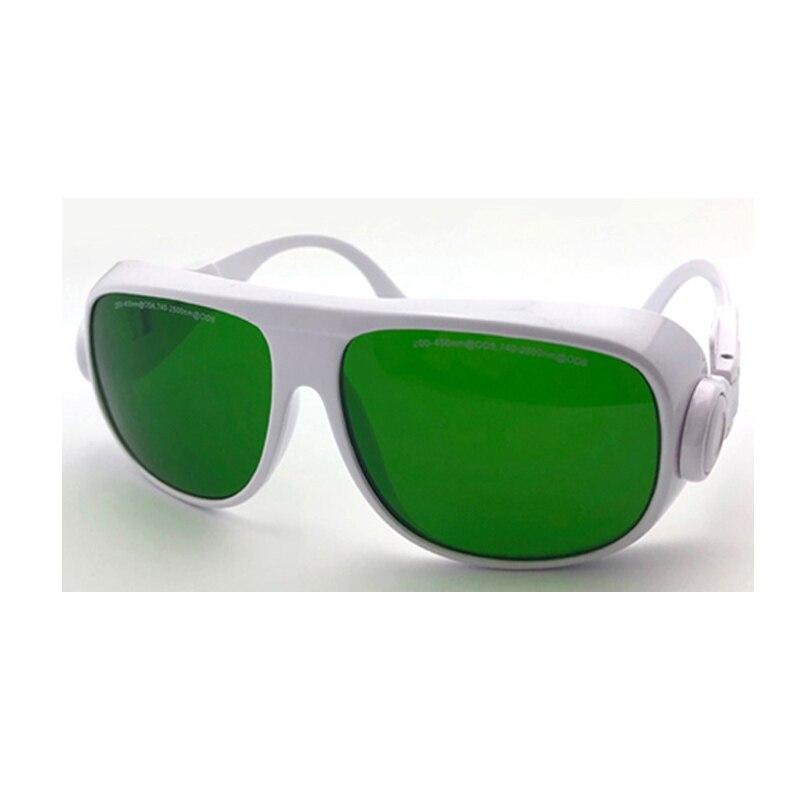 OD6% 2B 200-450 нм 740-2500 нм YH-5-A Wide Spectrum Laser Protective Очки