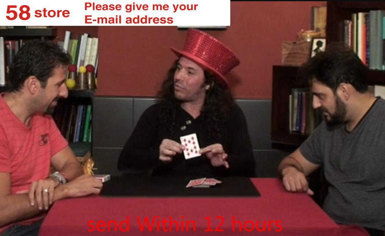 2020 Baraja Parlante de Hernan mackagno-trucos de magia
