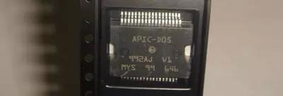¡Entrega Gratuita! APIC - D05 Placa de ordenador de motor de coche chips CI