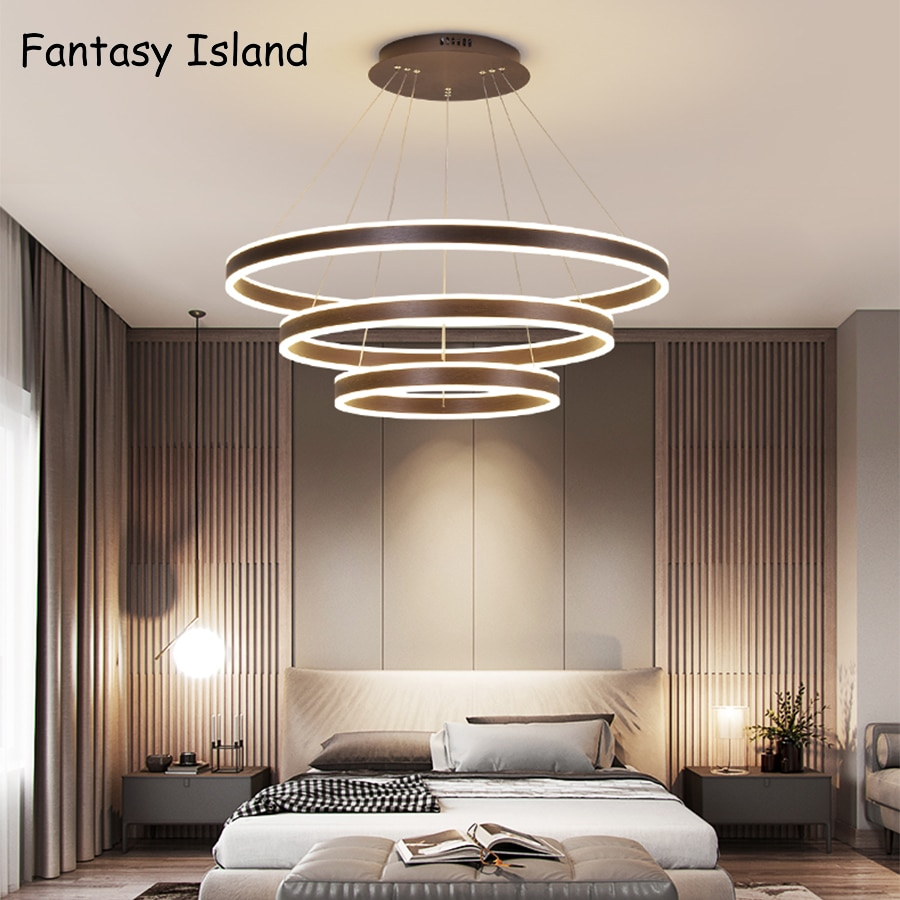 moderno led pingente de luz casa sala estar jantar luminarias led teto luminaria
