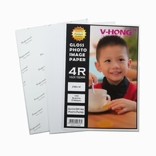 A4 115 г бумага и 240 г A6 4R A3 A5 Размер бумага струйная цифровая лазерная Глянцевая фото печать высокое качество высокое фото бумага