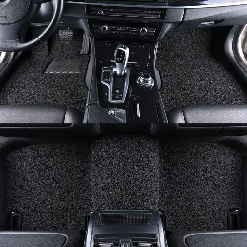 Alfombrilla personalizada para coche para JEELY EC8 EC7 CORSS SC7 GX7 GX2 GC7 SC6 SX7 GS GL Volkswagen Beetle phaeton eos, accesorios para coche con estilo