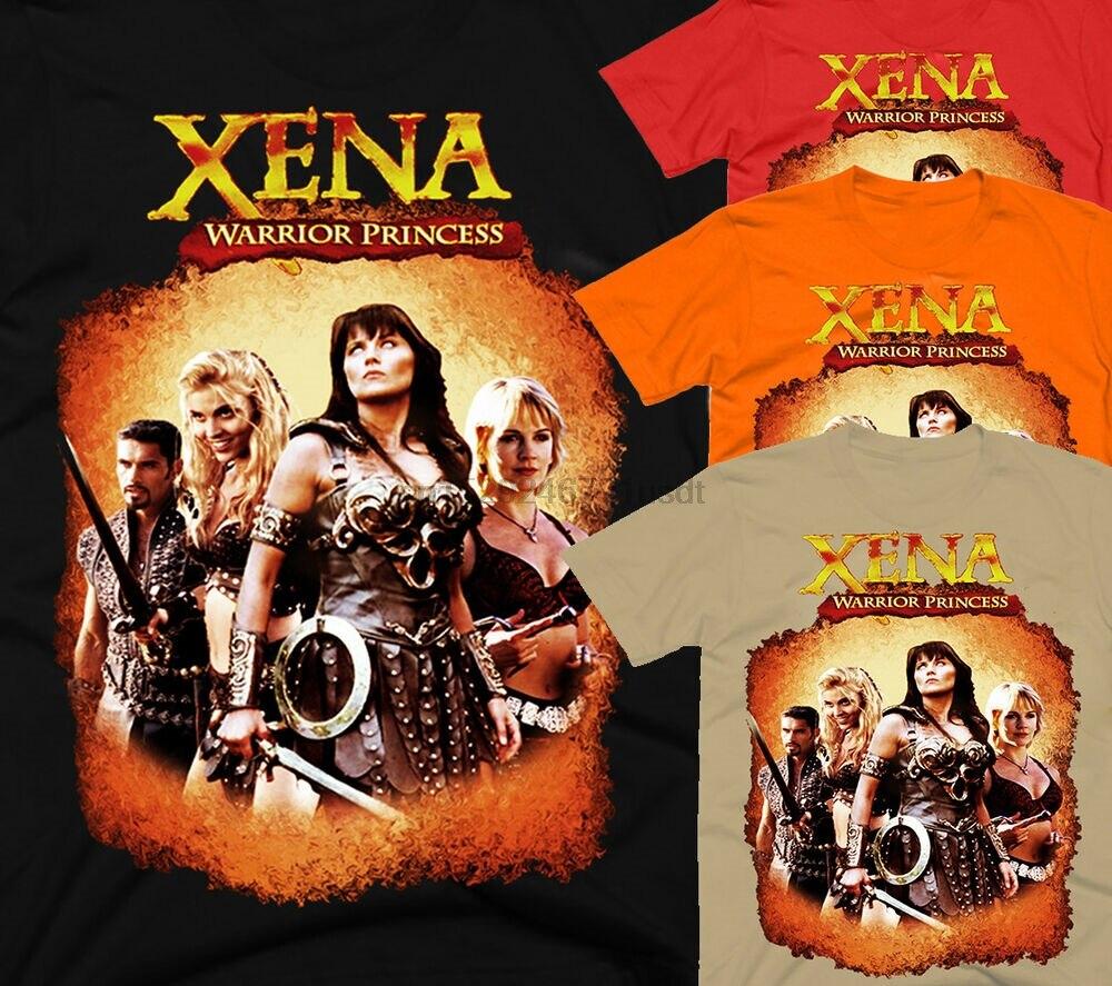 XENA MOVIE 100% COTTONMENS T-SHIRT.E0279