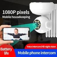 ip camera home security monitor ir night vision 720p wireless security surveillance camera smart wifi 5 antenna signal webcams