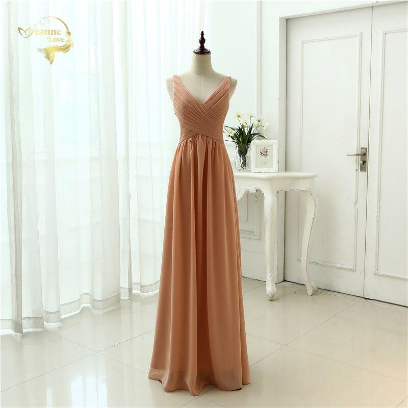Сексуальное Платье De Soiree по низкой цене, 2020 новый дизайн распродажа, длинное вечернее платье из шифона с треугольным вырезом OL3100