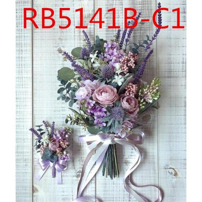 باقات الزفاف والمناسبات الهامة/اكسسوارات الزفاف/باقات الزفاف RB5141B