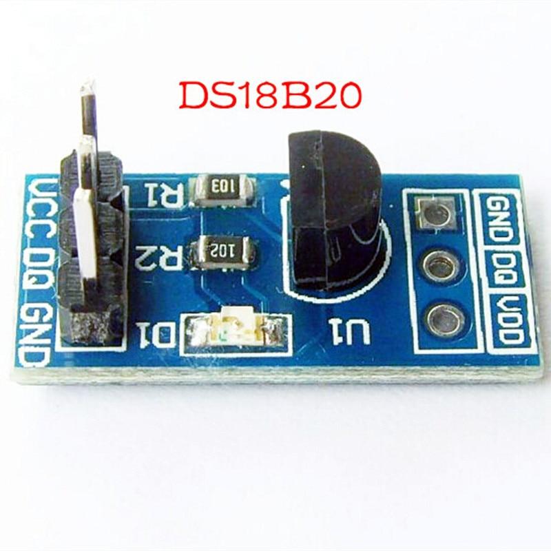 1 pièces DS18B20 Module de mesure de température Module de capteur de température