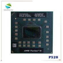 AMD Turion II Dual-Core móvil P520-TMP520SGR23GM 2,3 Ghz CPU de portátil procesadores Socket S1