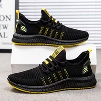 mens sneakers comfortable light casual sport shoes air mesh breathable running shoes for men jogging training shoes zapatillas