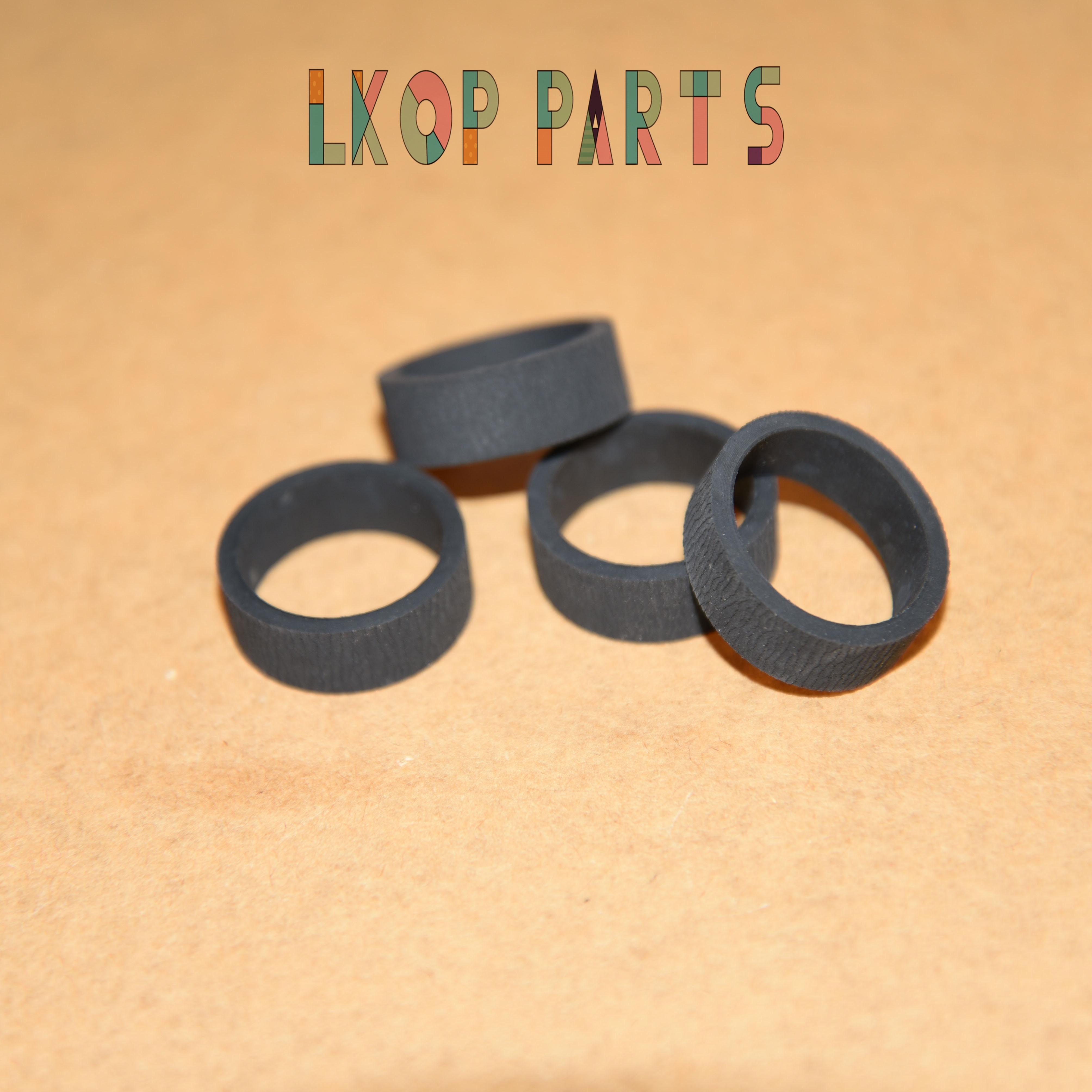 20pcs new Pickup roller tire 56P1820 40X1319 For Lexmark E240 E250 E330 E350 E450 X203 X204 For DELL1700 1710 1720 long life