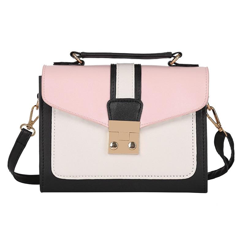 2021 Fashion Small Square Bag For Women  New CrossBody Bag Women Mini Handbags Package Female Pack Cross body Bag