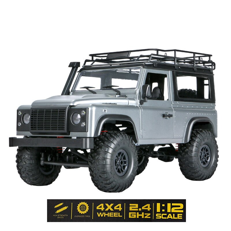 1:12 Scale MN Model RTR Version WPL RC Car 2.4G 4WD MN99S MN99-S RC Rock Crawler D90 Defender Pickup