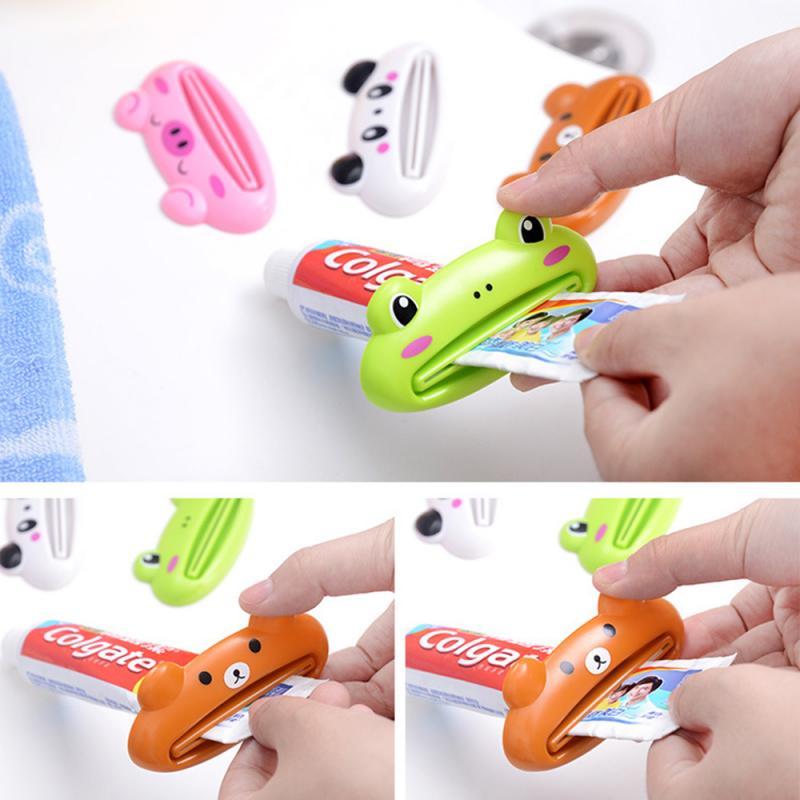 Валик зубная паста устройство тюбик дозатор держатель многофункциональный пластик лицо очищающее средство соковыжималка пресс для ванная аксессуары