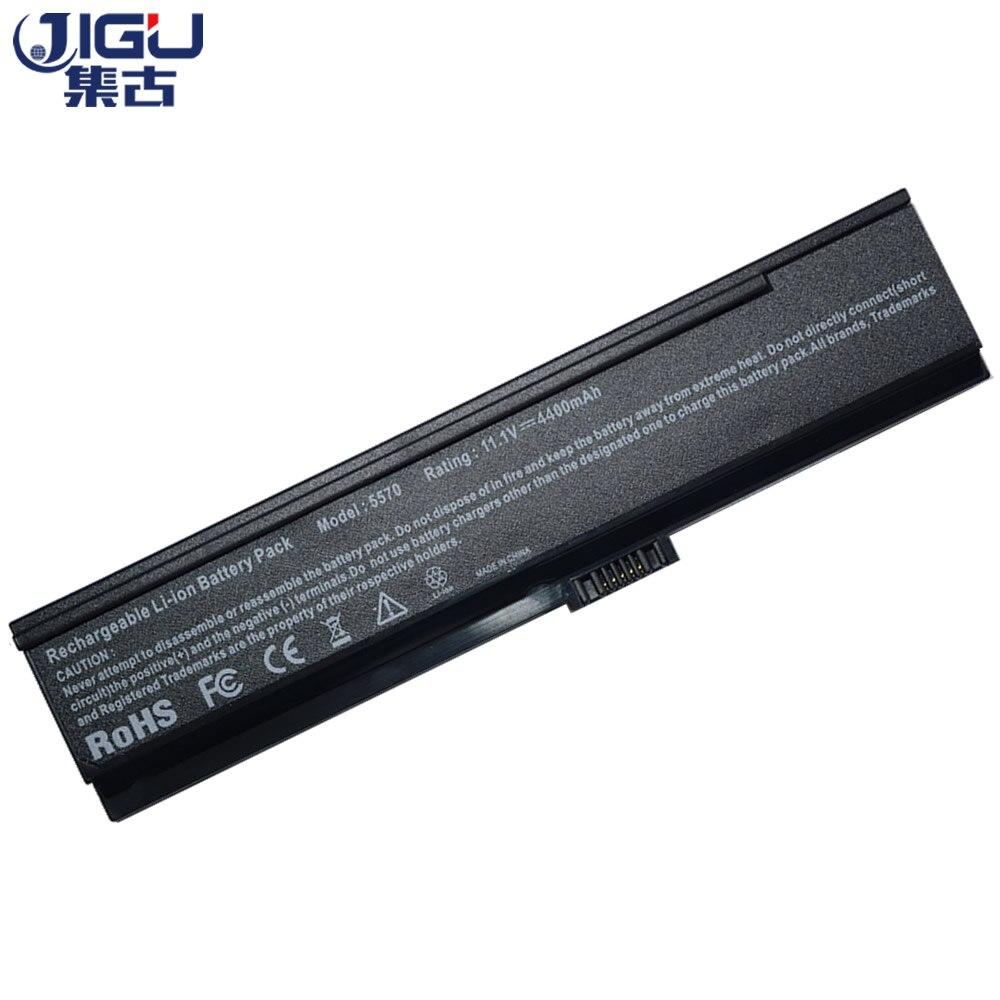 Batería para portátil JIGU, para ACER BATEFL50L6C40 BT.00604.012 para Aspire 5500 5570...