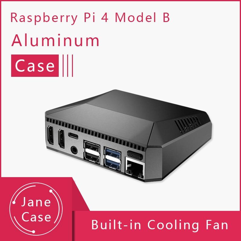 جراب Raspberry Pi 4 موديل B ، حافظة ARGON ONE V2/ONE M.2/NANOSOUND ONE HiFi
