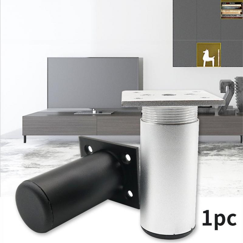6/12/18/30cm Breakfast Bar Hotel Countertop Bed Aluminium Alloy Adjustable Home Thread Sofa Furniture Leg Cabinet Table TV