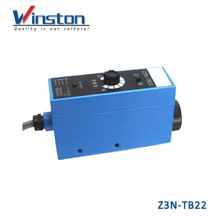 Winston Z3N series of color mark sensor , colour mark sensor Z3N-TB22