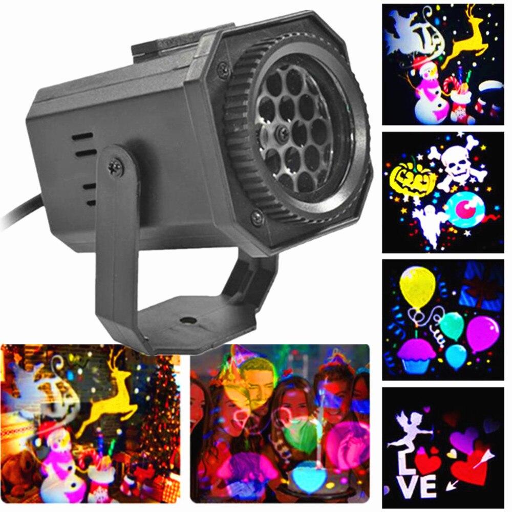Boze-proyector Led para fiesta De cumpleaños, Lámpara decorativa De noche, con diseño...