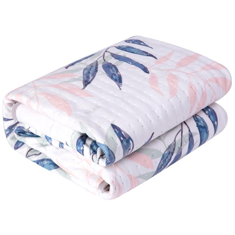 Manta gruesa de calefacción individual, calentador de cama de seguridad, Manta térmica...