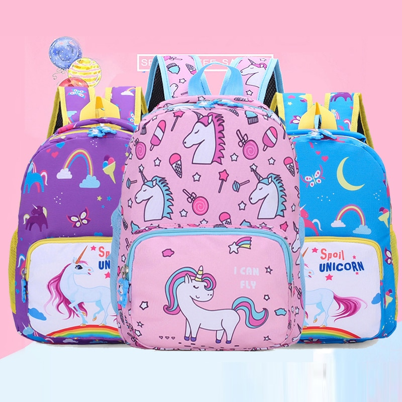hello kitty cute backpack to school girls toddler schoolbags cartoon small bag kindergarten child kids small back pack Plush Children School Bag Cartoon Cute Grizzly Kindergarten Baby Schoolbag Girls Boys Kids Offload Breathable For Small Backpack