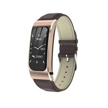 Wireless Headphones Smart watch Heart Rate Blood Pressure Fitness Bracelet Bluetooth Earphone Headset Wristband Watch Band