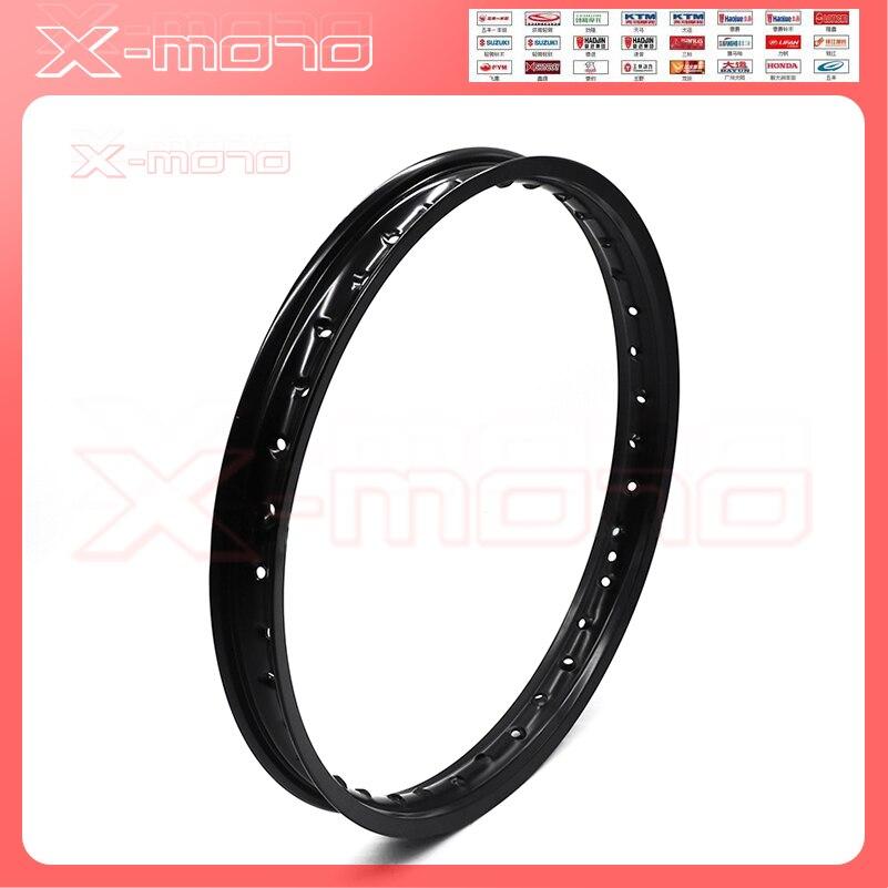 1.60/1.85/2.15/2.5/3.00/3.50*17 Inch 36 Spokes Holes Aluminum Alloy Motorcycle Wheel Rims