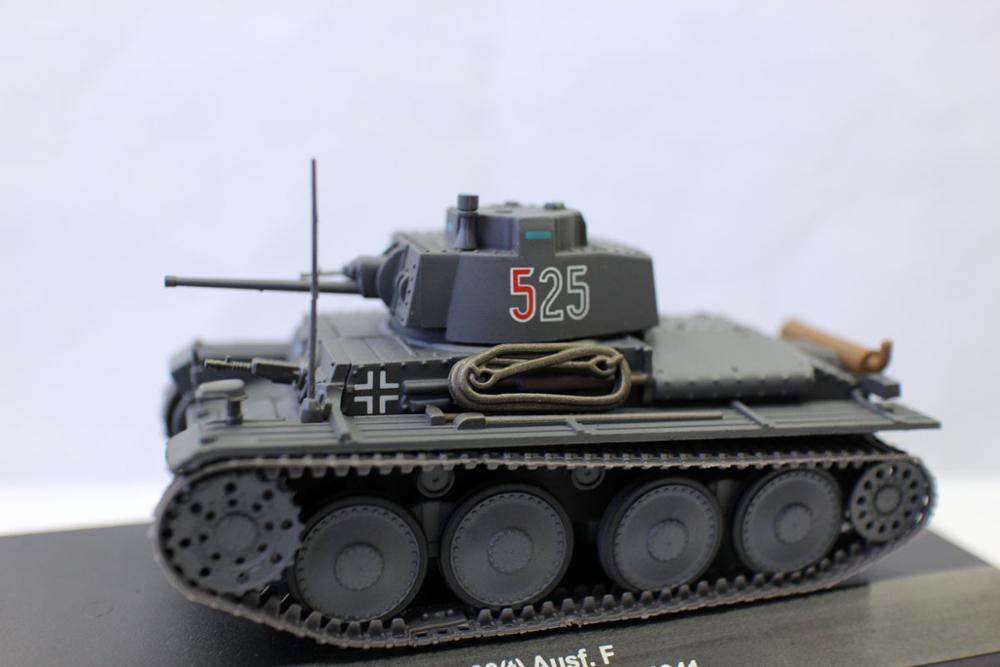 ¿Nuevo Altaya 1/72 escala Pz! Kpkw.38(t)Ausf F 7.Pz. Div? Tanque Wyazma USSR...