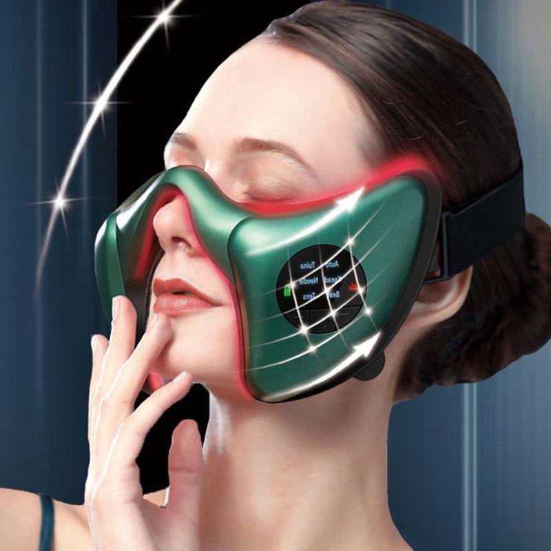 جهاز مساج للوجه على شكل حرف V جهاز تجميل لرفع الوجه جهاز تجميل للوجه للنساء جهاز تمارين الفك منتجات التجميل 9 وظائف