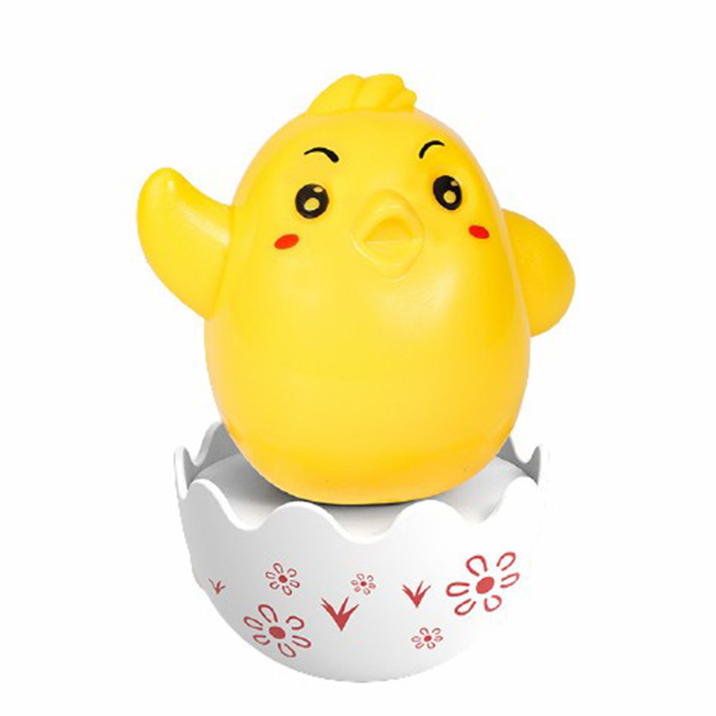 Baby Tumbler Doll Baby Toys Newborn Learning Educational Toys Nodding Tumbler Toy Cute Roly-poly Dev