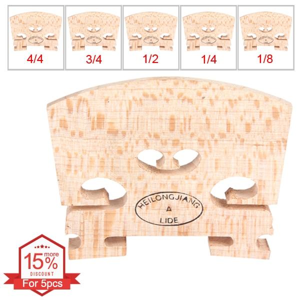 1 2 3 4 4 4 violin bridge mold repair template tool for viola violin accessories IRIN  High Quality Maple Wood Regular Acoustic Violin Bridge 1/8 & 1/4 & 1/2 & 3/4 & 4/4 Optional Sizes Durable Violin Bridge