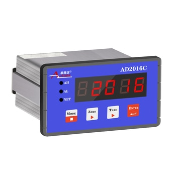 AD2016C Weighing Control Instrument Analog Quantity One Transistor Two Relay RS485/232