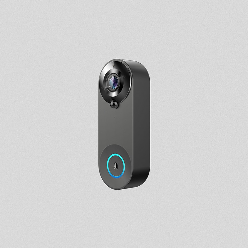 Hot W3 Intercom Visual Doorbell Sets Wireless WIFI Video Monitor PIR Infrared Night Viewer Wide Angle Motion Detection Door Bell enlarge