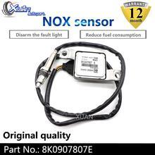 XUAN détecteur de NOX à oxyde Lambda   Détecteur, pour Audi A4 S4 A5 S5 A6 Volkswagen Passat 2.0L L4 2012-2015 5WK9 6688