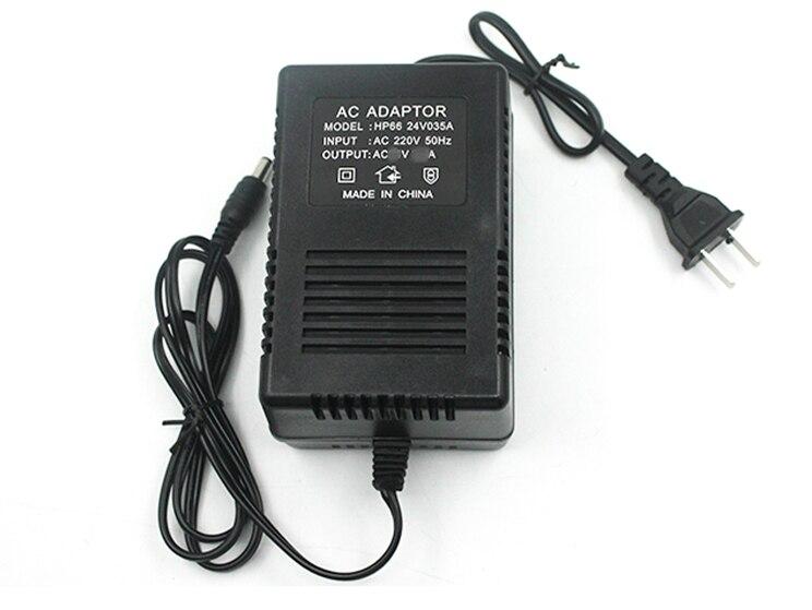 AC to AC 20v 2.5A ac Output power adapter 20 volt 2.5 amp 2500ma Power Supply input ac 220v 5.5x2.5mm Power transformer