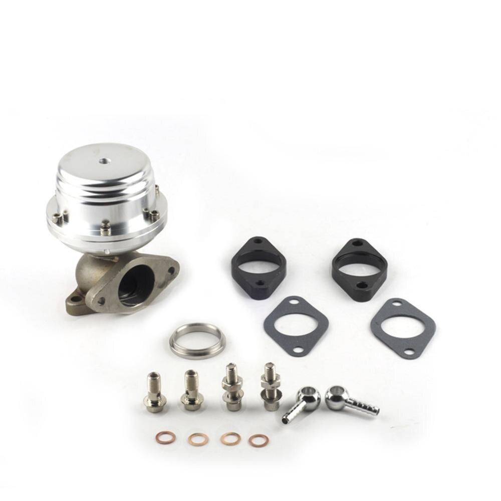 Universal Racing 38mm Externe Wastegate V-Band Flansch Turbo Abfall Tor Für Aufzurüsten Turbo Manifold