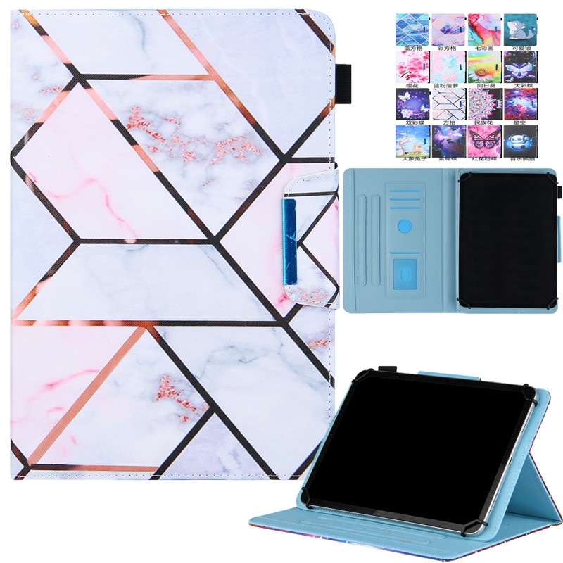 Universal Case For Gmini MagicBook S62LHD Bookeen Cybook Muse Frontlight Onyx Boox i62ML Aurora 6 inch E-book Reader Print Cover