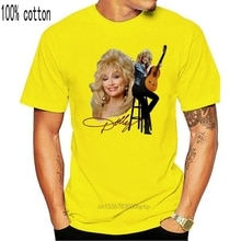 Vintage 90's 1994 Dolly Parton Unisex Heren T shirt Muziek Katoen Sml 2XL G642 T-shirts    -