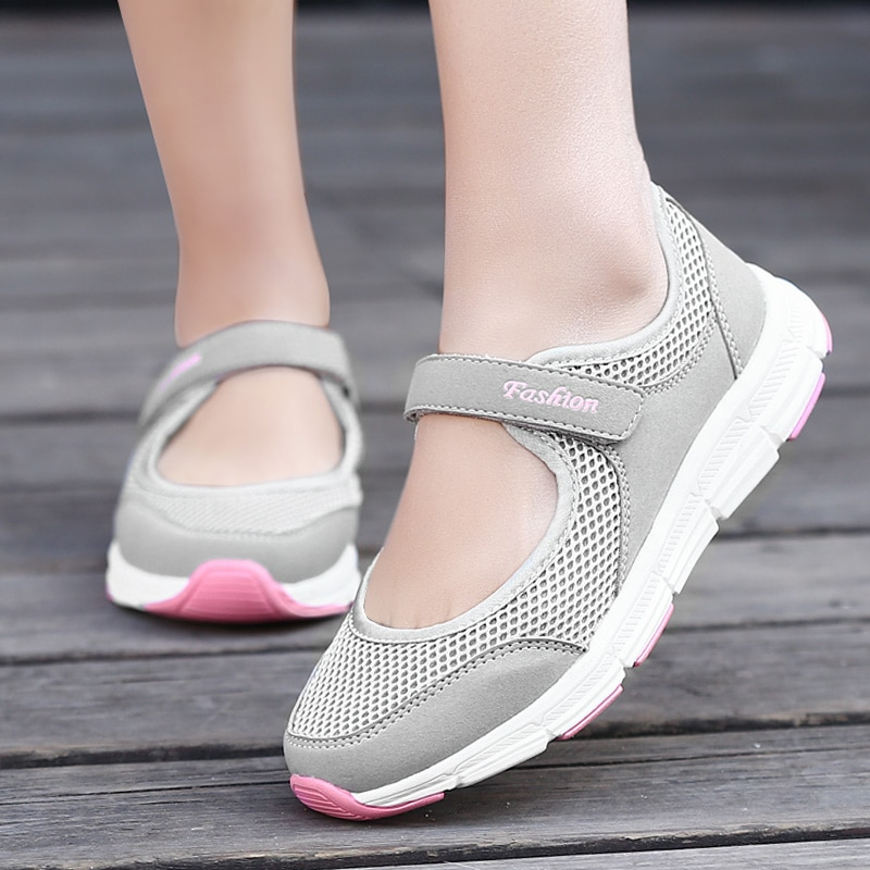 Fashion Women Sneakers Casual Shoes Female Mesh 2020 Summer Shoes Breathable Trainers Ladies Basket Femme Tenis Feminino fashion women sneakers casual shoes female mesh summer shoes breathable trainers ladies basket femme tenis feminino